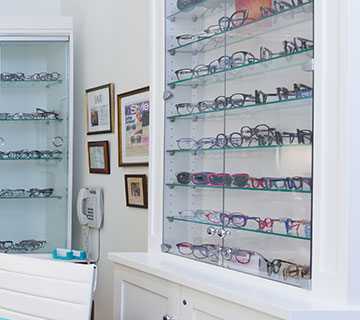 New York City's top optical boutique